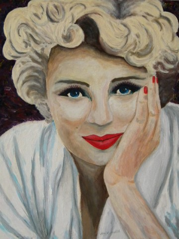 André Maillet Andre - Marilyn Monroe