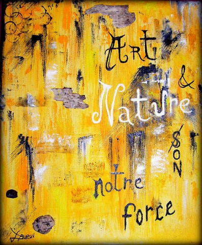 Laurent Boron - ART & NATURE SON NOTRE FORCE