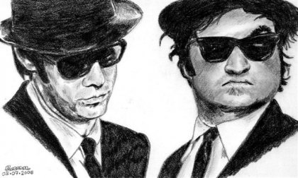 Marc Fortin - Les Blues Brothers