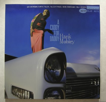 Art Jingle - Hank Mobley - A caddy for daddy