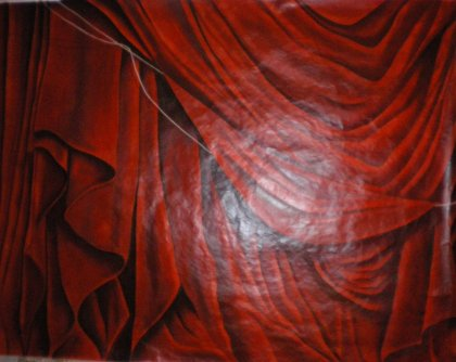 Dessin D Art - draping painting