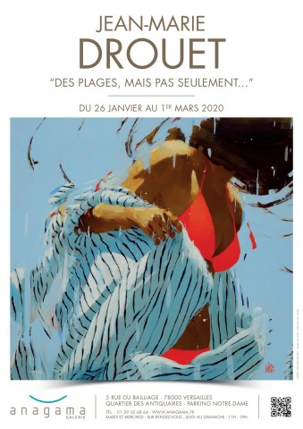 Galerie Anagama - Exposition JeanMarie DROUET