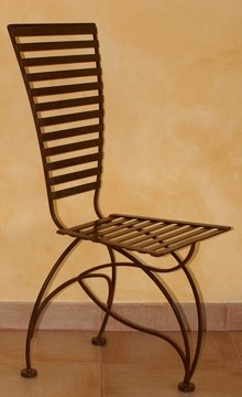 "David Rossillon - Chaise ""Tripode"""