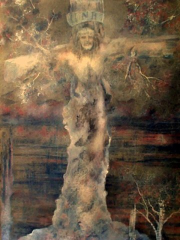 Alberto Thirion - The Earth Christ