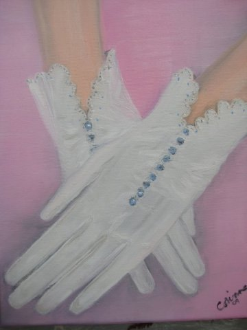 Corinne Marie - Mommy's Gloves