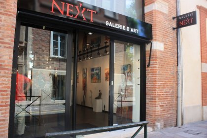 Galerie Next - Art Gallery: NEXT, Toulouse