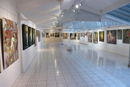"Concorde Art Gallery - "" Sensual atmosphere "" exhibiton"
