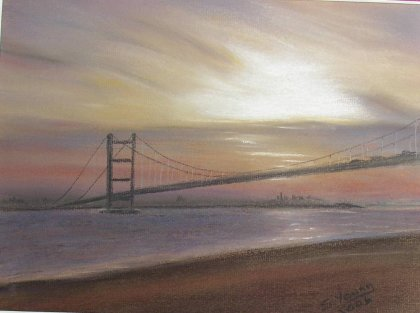 Sue Young - Humber Bridge