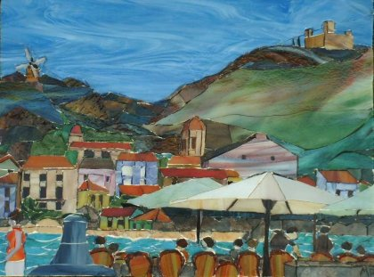 Michel Brault - Collioure