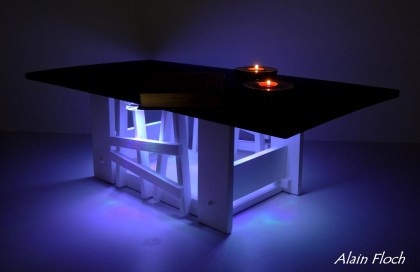 Alain Floch - COFFEE TABLE KAOTIK