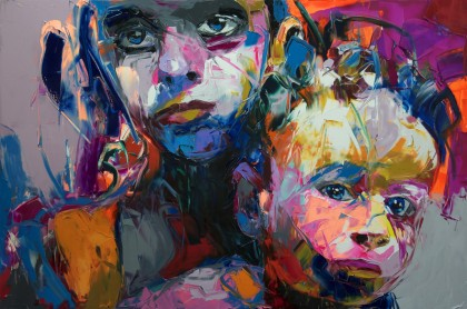 Francoise Nielly - Untitled 829