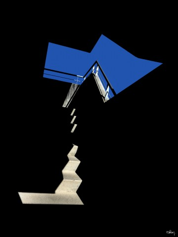 Jacques Dufour - Stairway to sky