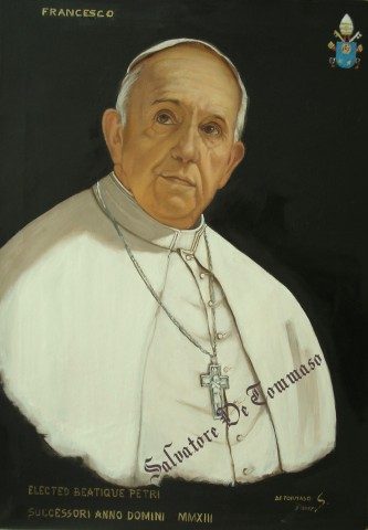 Salvatore De Tommaso - PAPA FRANCESCO
