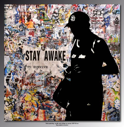 Tehos - Stay awake to survive