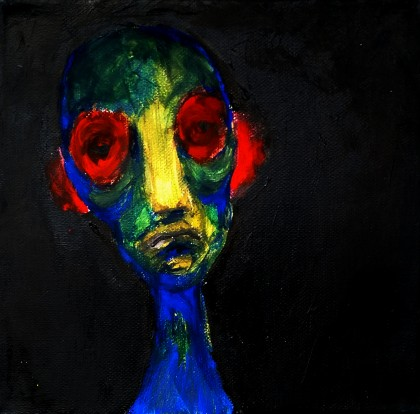 Dany Albiach - Tormented Abyss