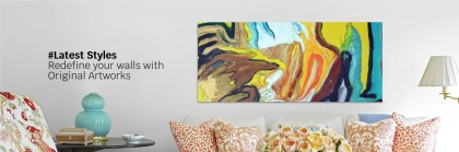Joshua Daniel - Canvas Painting - Online Art Gallery - Original Wall Art Paintings