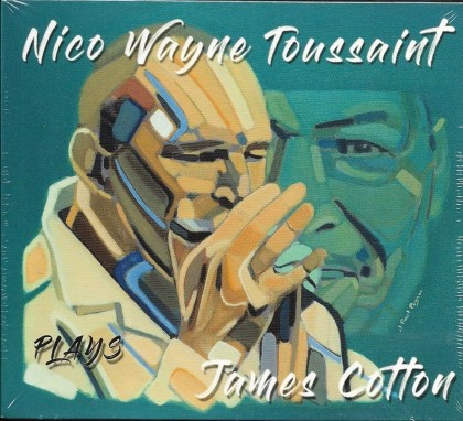 Jean-Paul Pagnon - Nico Wayne Toussaint plays James Cotton